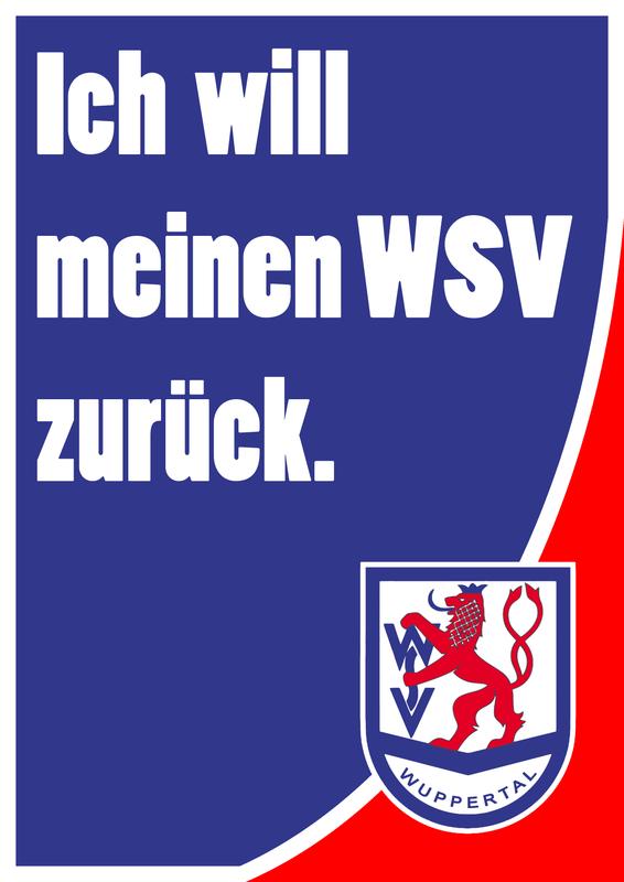 Die Fans - Rot Blau WSV